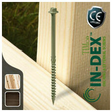 In-dex Timber Framing Screws