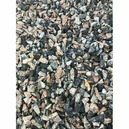Mini Bag 20mm Granite Chipping