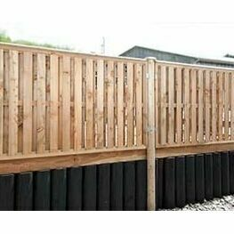 Elite Palisade Fence Panels