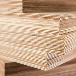 Hardwood Plywood (WBP)